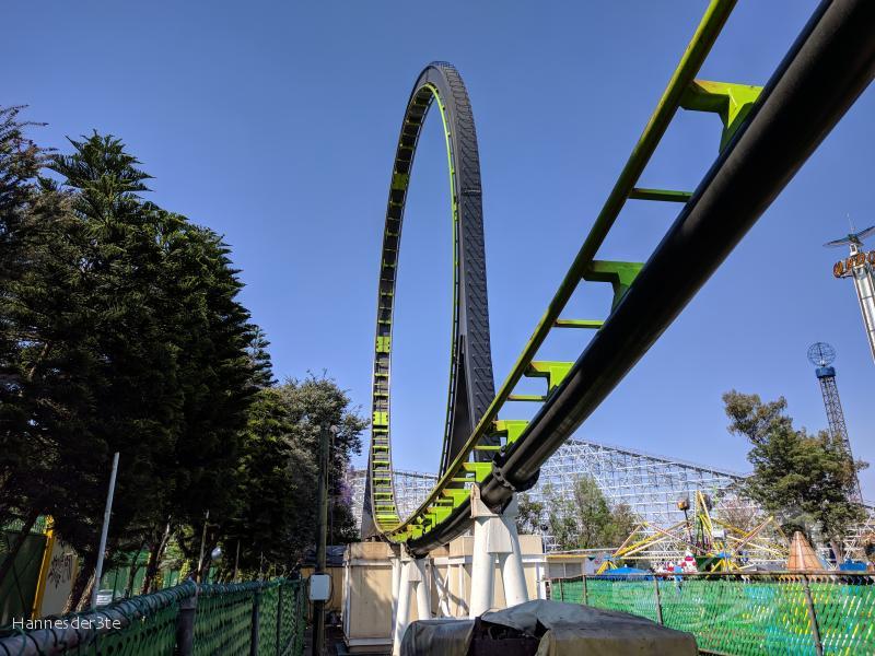 La Feria Chapultepec Magico Impressionen