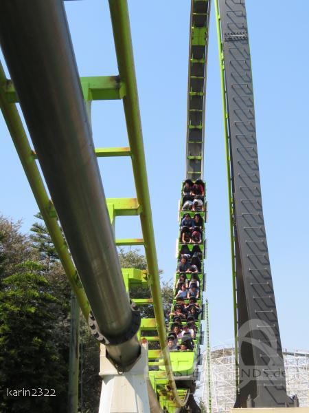 Cascabel 2.0 im Park La Feria Chapultepec Magico Impressionen