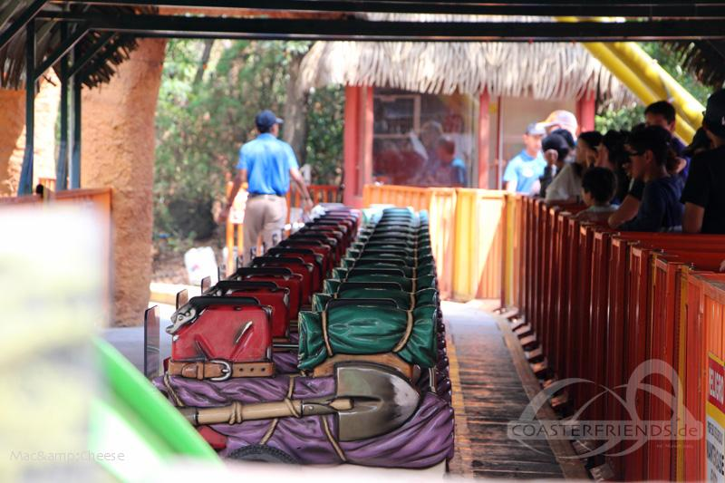 Six Flags Mexico Impressionen