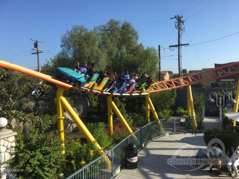 Rewind Racers im Park Adventure City Impressionen