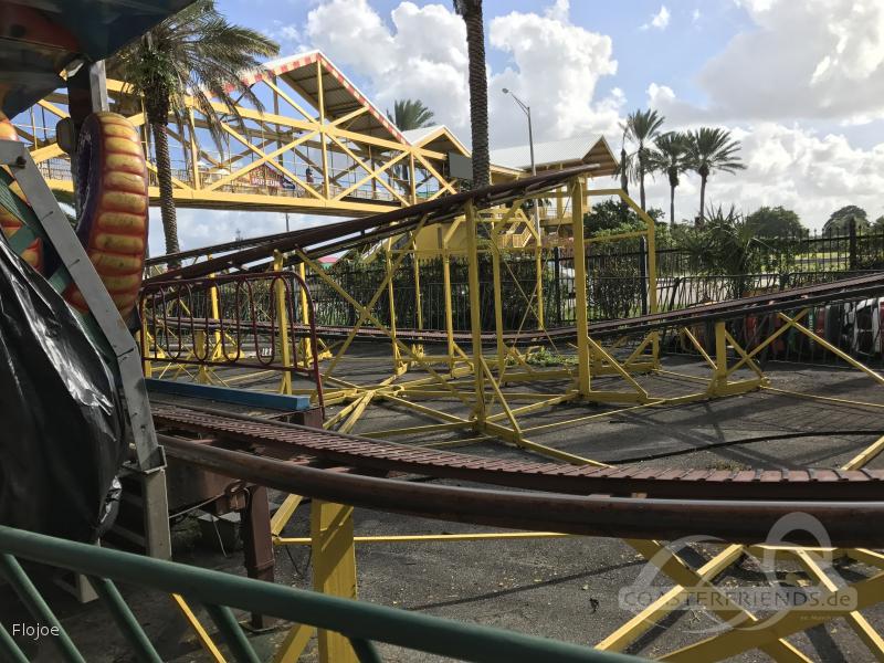 Uncle Bernie's Theme Park Impressionen