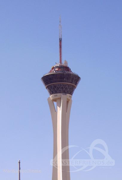 Stratosphere Tower Impressionen