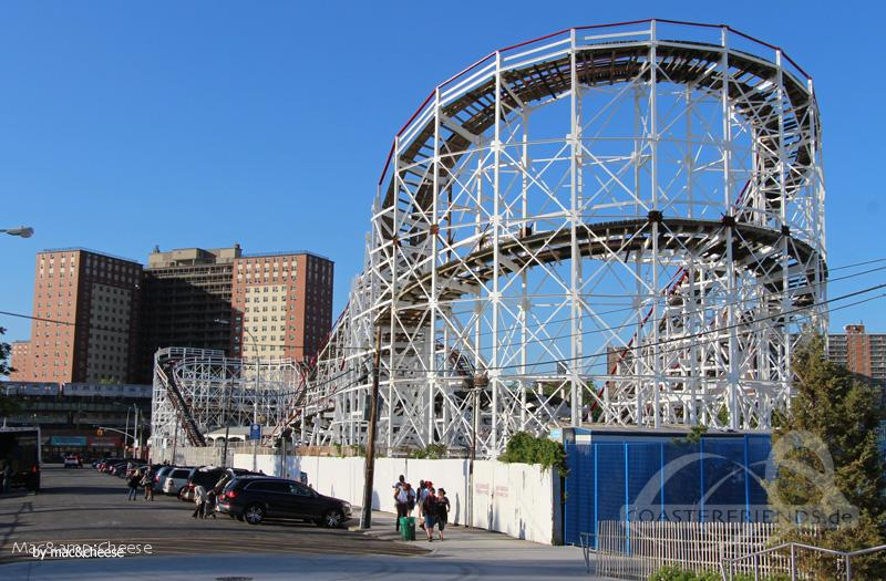 Luna Park in Coney Island (Astroland ? - 2008 / Dreamland Amusement Park 2009) Impressionen