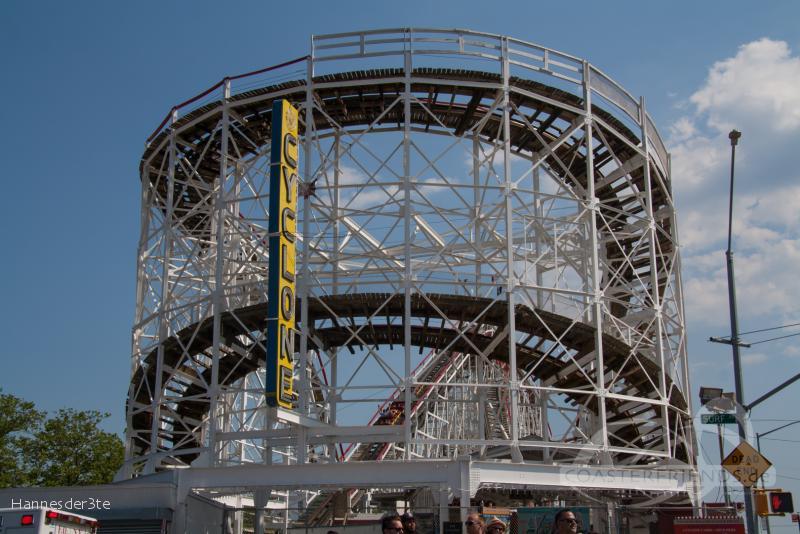 Luna Park in Coney Island (Astroland ? - 2008 / Dreamland Amusement Park 2009) Impressionen