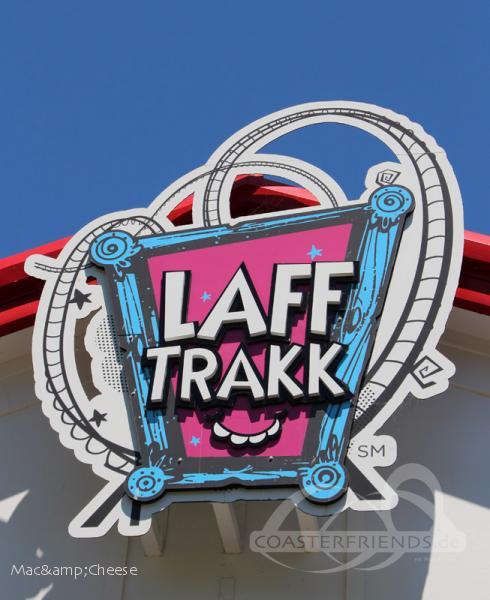 Laff Trakk im Park Hersheypark Impressionen