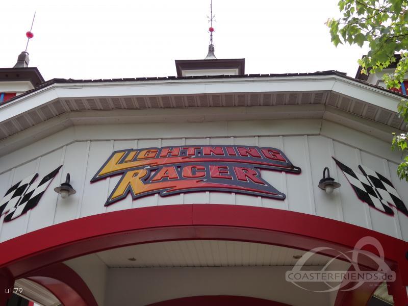 Lightning Racer (Thunder) (Left) im Park Hersheypark Impressionen