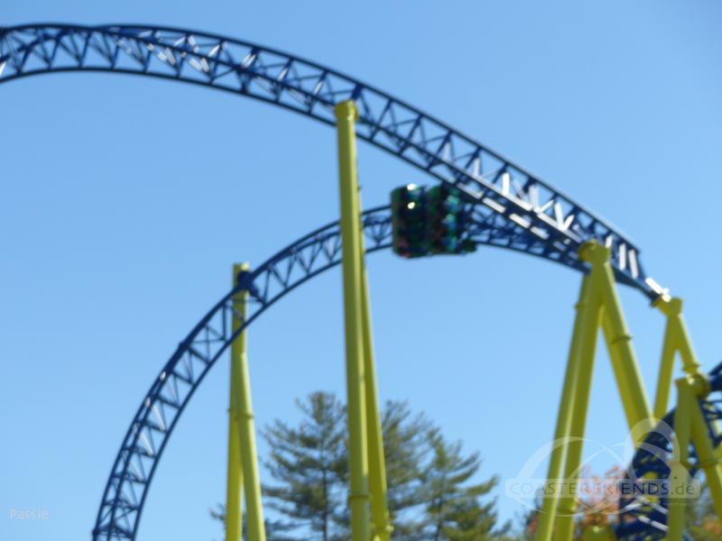 Impulse im Park Knoebels Amusement Park & Resort Impressionen