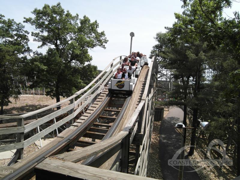 Zeus im Park Mt. Olympus Water & Theme Park Impressionen