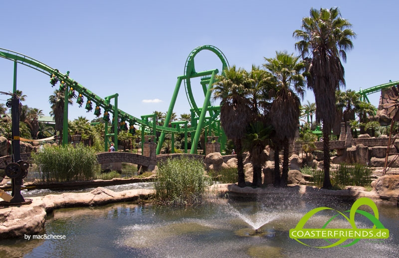 Gold Reef City Impressionen