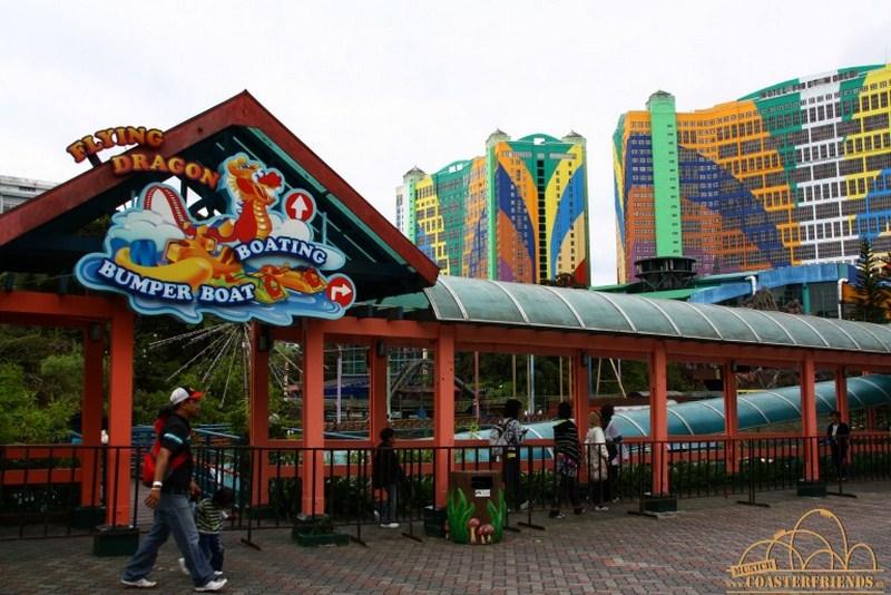 Genting Theme Park Impressionen