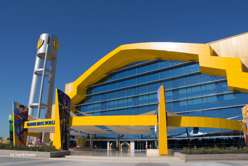 Warner Bros. World Abu Dhabi Impressionen
