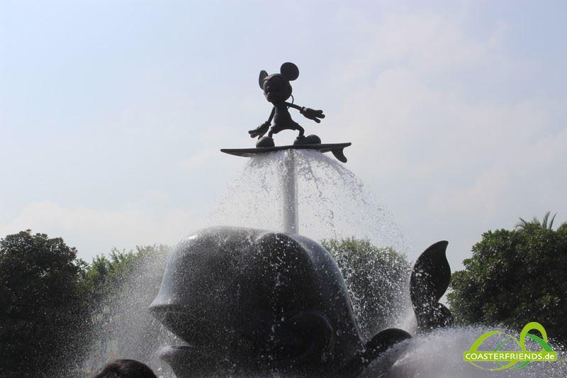 Hong Kong Disneyland Impressionen