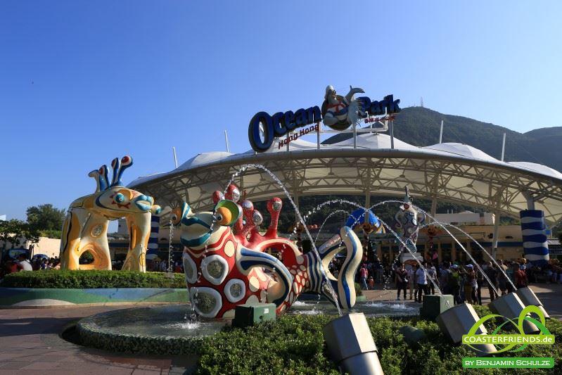 Ocean Park Impressionen