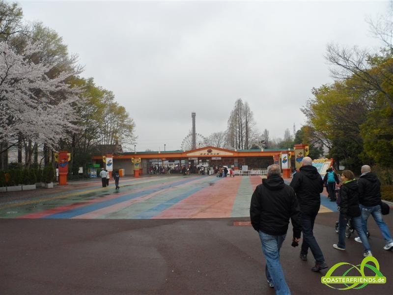 Tobu Zoo Park Impressionen