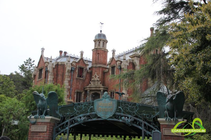 Tokyo Disneyland Impressionen