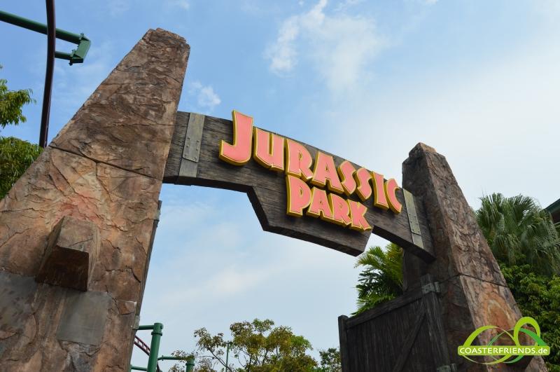 Universal Studios Singapore Impressionen