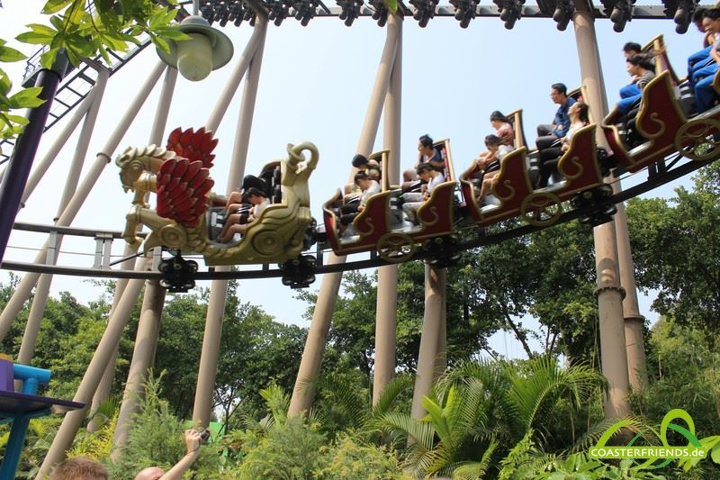 Chimelong Paradise Impressionen