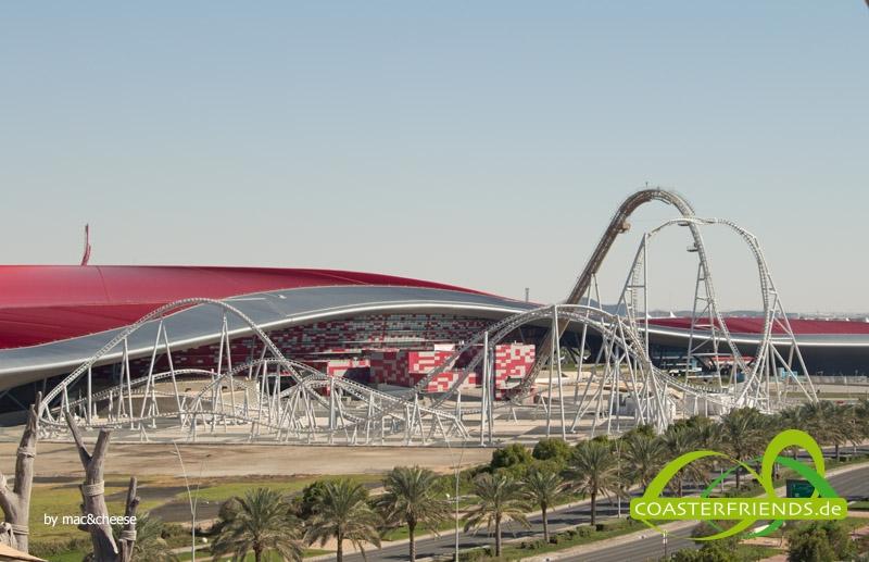 Ferrari World Abu Dhabi Impressionen
