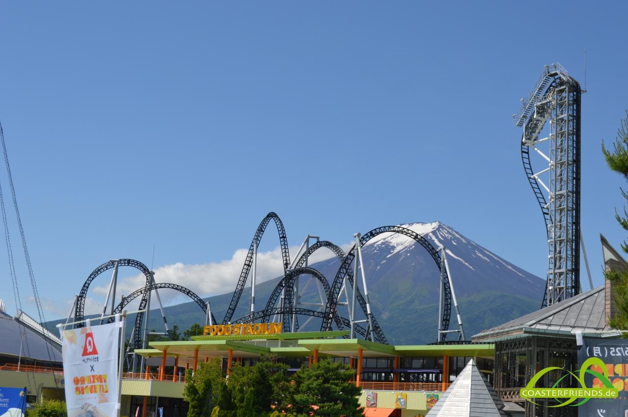 Fuji-Q Highland Impressionen