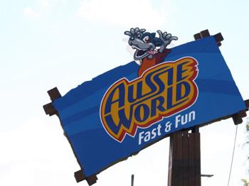 Aussie World Impressionen