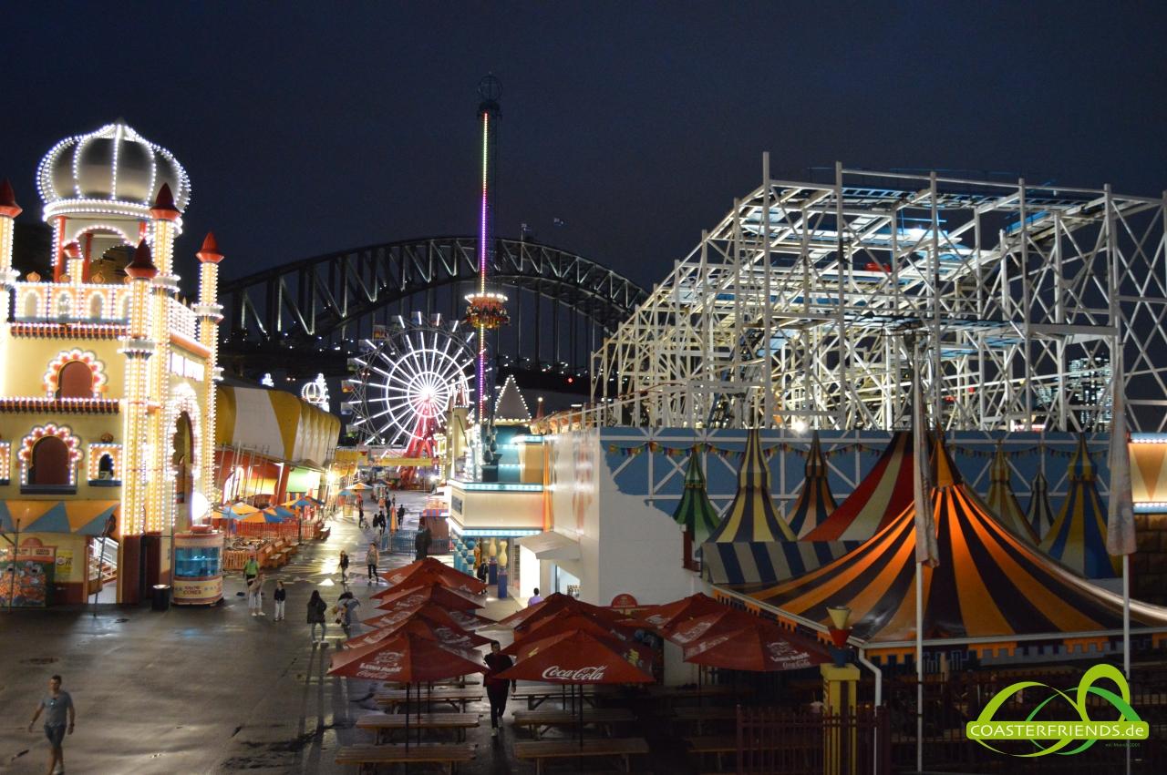 Luna Park (Sydney) Impressionen