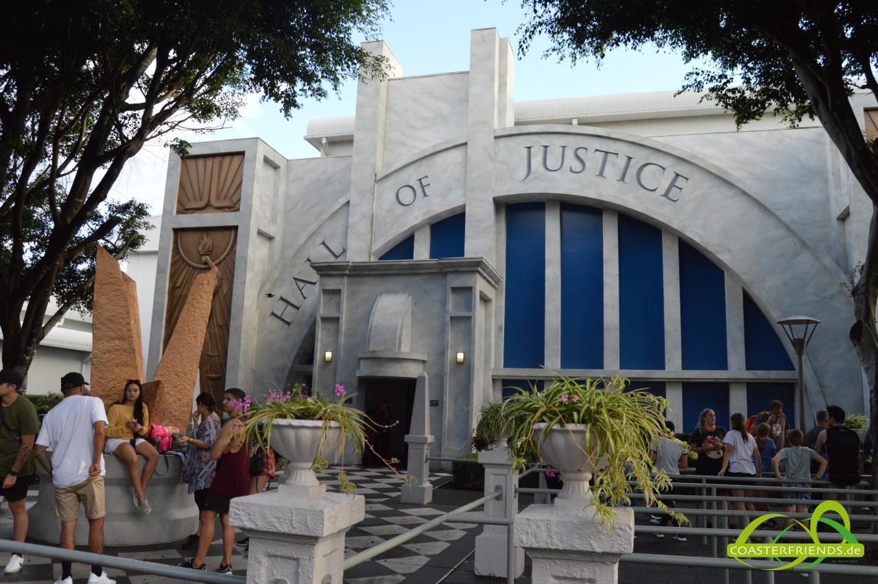 Warner Bros. Movie World Impressionen