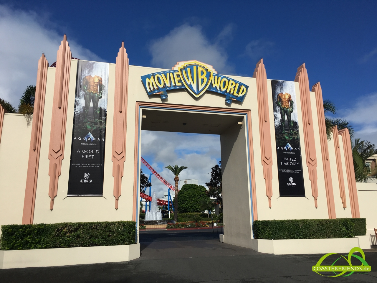 Warner Bros. Movie World Impressionen