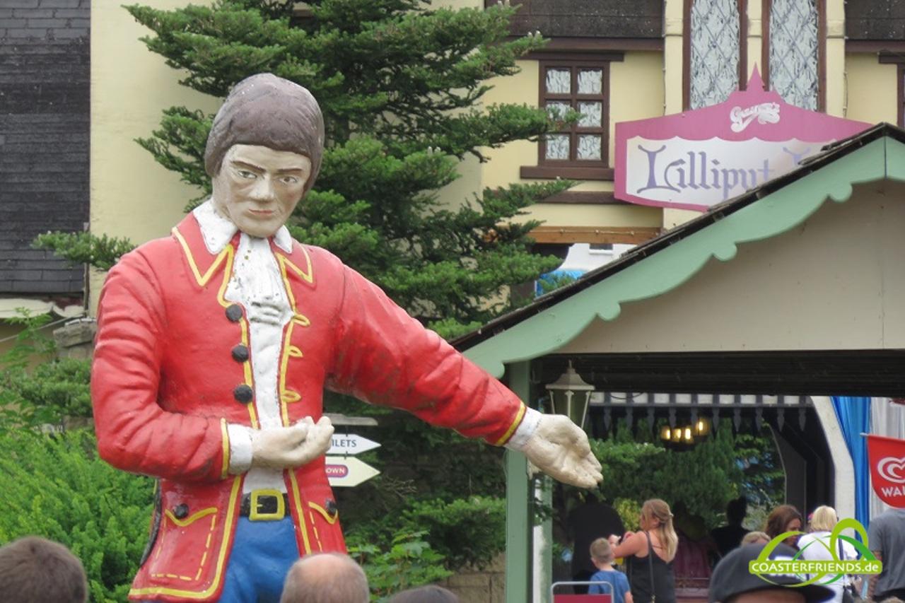 Gulliver's Warrington Impressionen