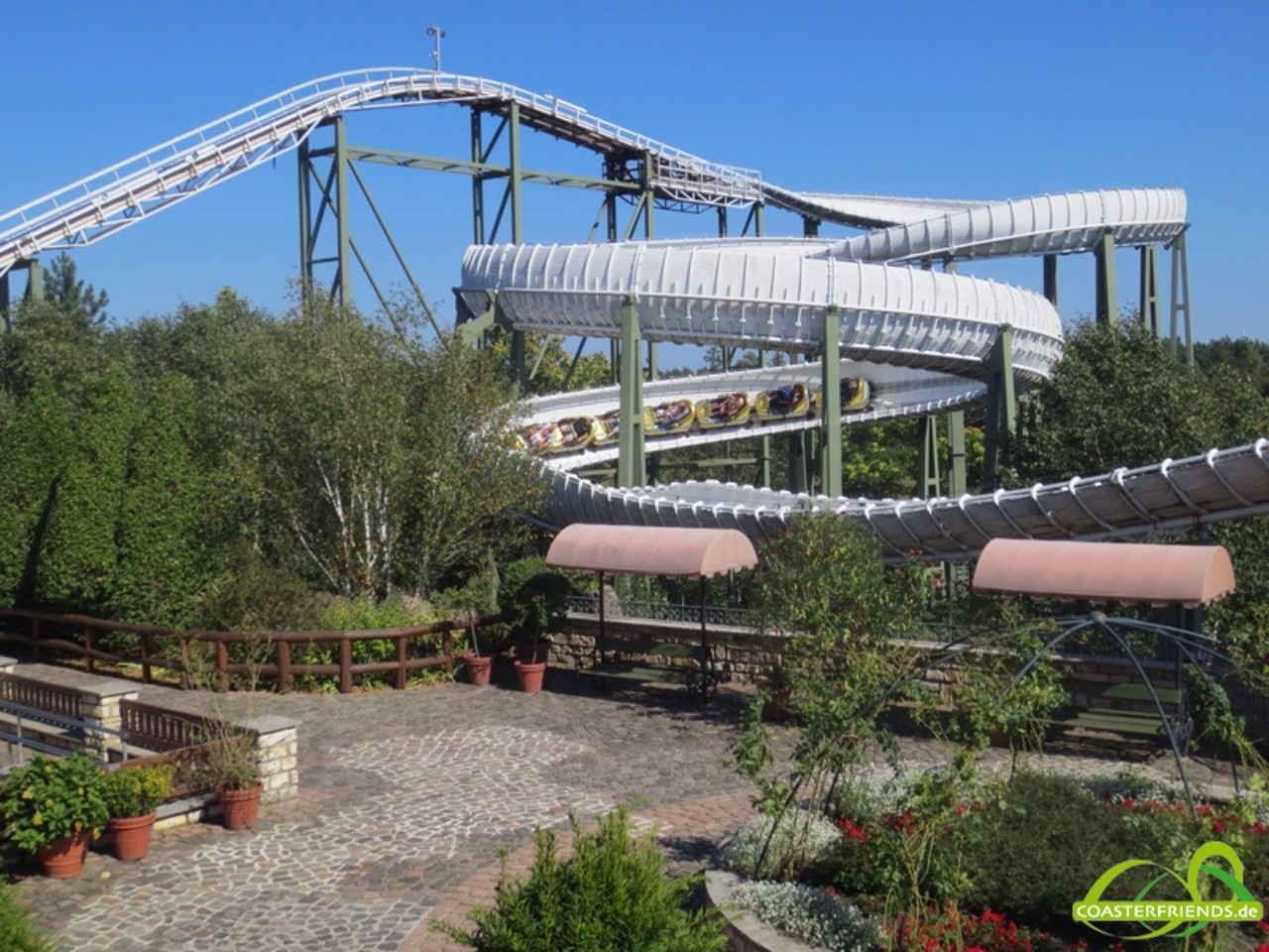 Heide Park Resort Impressionen