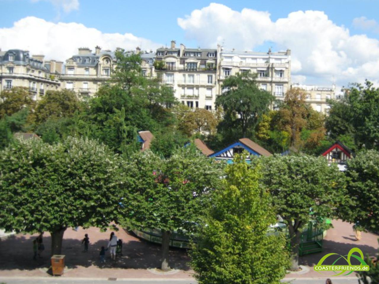 Jardin d'Acclimatation Impressionen