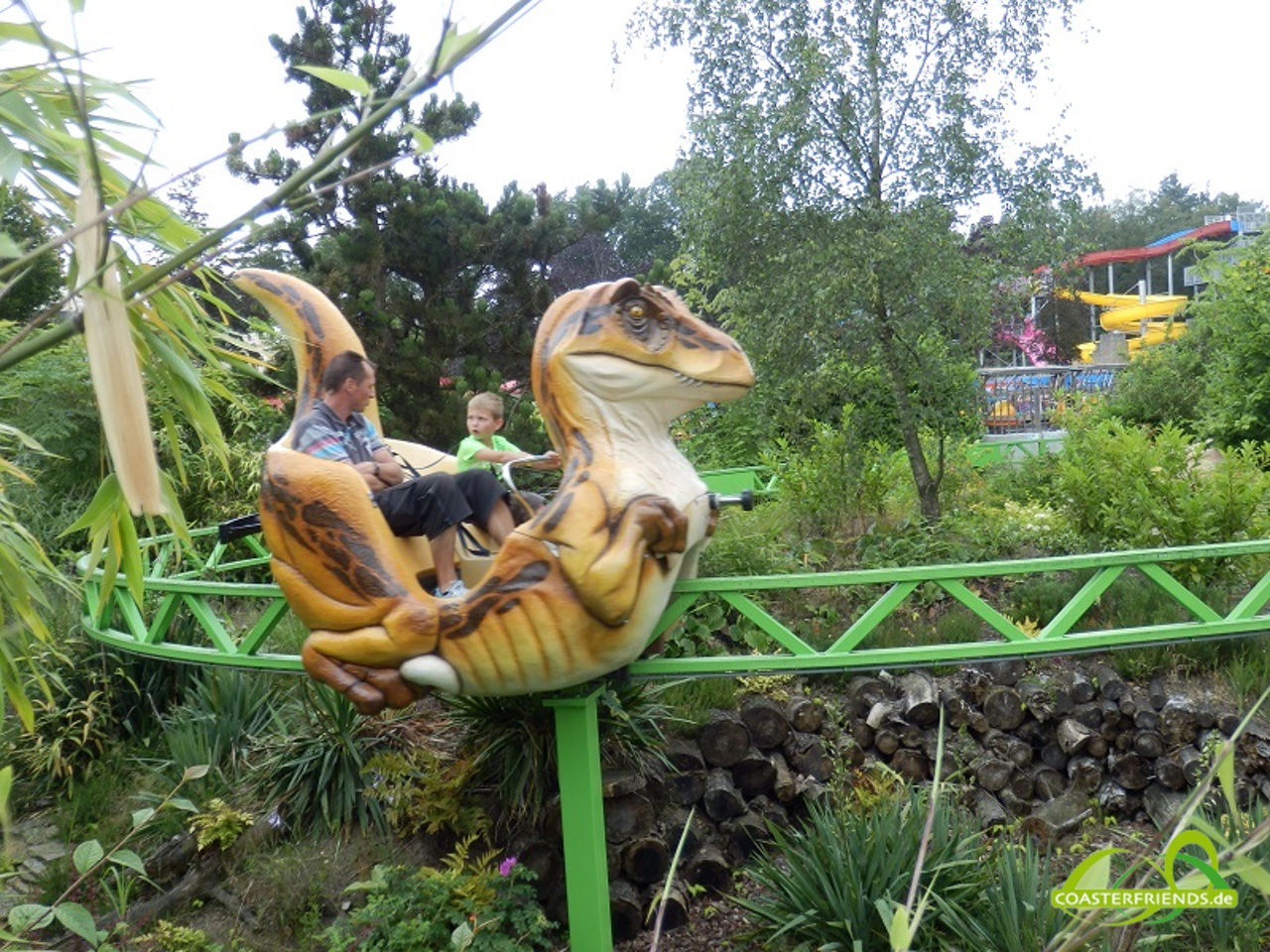 Avonturenpark Hellendoorn Impressionen