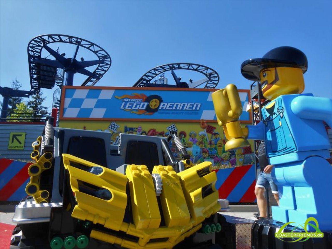 Legoland Deutschland Impressionen