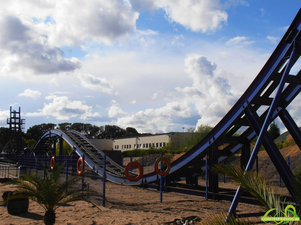 Movie Park Germany Impressionen