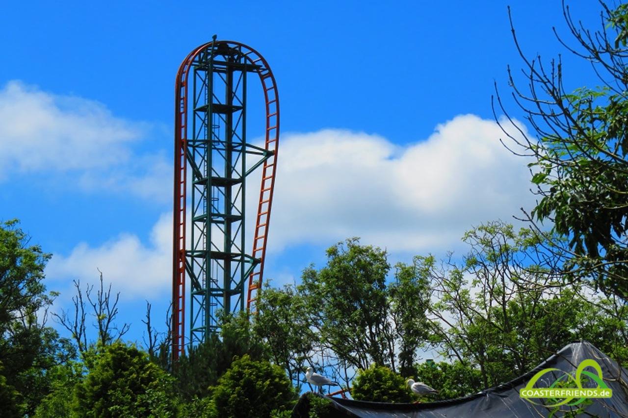 Oakwood Theme Park Impressionen