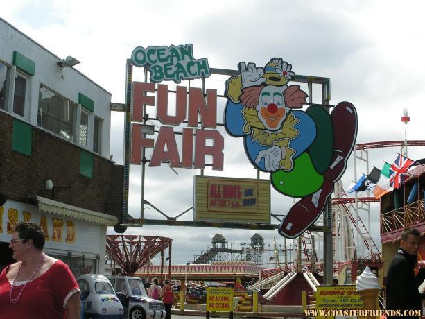 Ocean Beach Amusement Park Impressionen