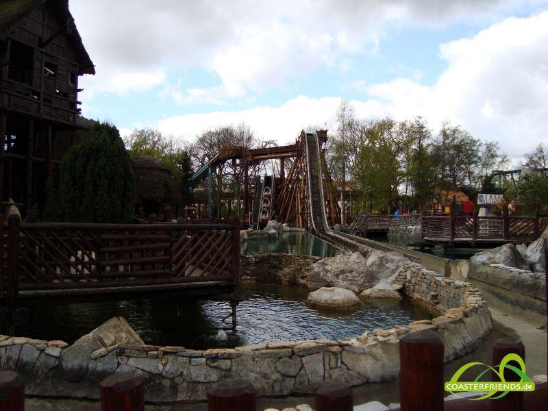 Parc Astérix Impressionen
