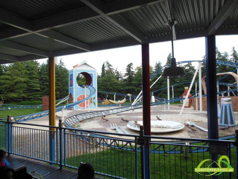 Parque Warner Madrid Impressionen