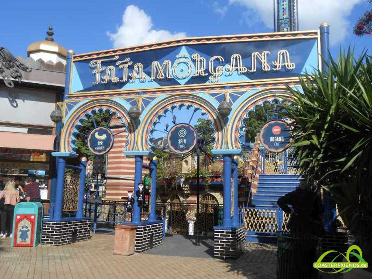 Tivoli Gardens Impressionen