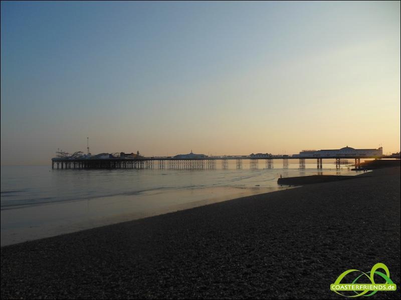 Brighton Pier Impressionen
