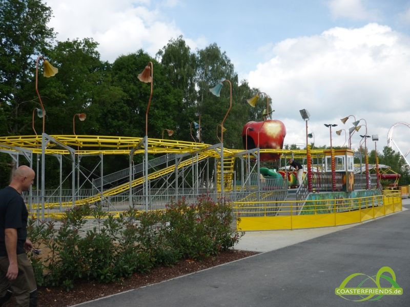 Walygator Parc Impressionen