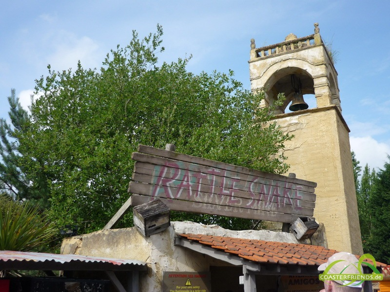 Chessington World of Adventures Impressionen