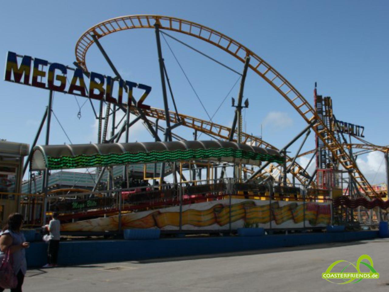 Coney Beach Pleasure Park Impressionen