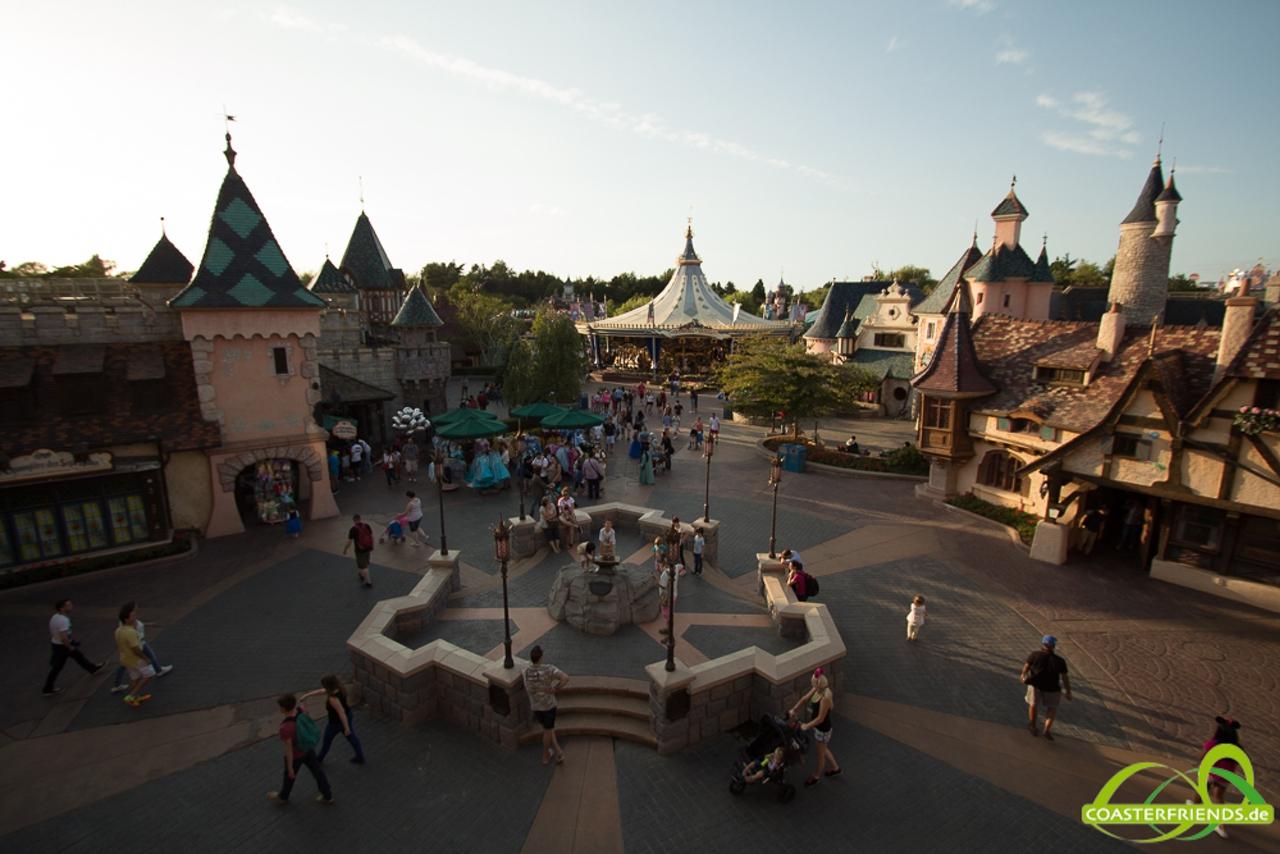 Disneyland Paris - Disneyland Park Impressionen
