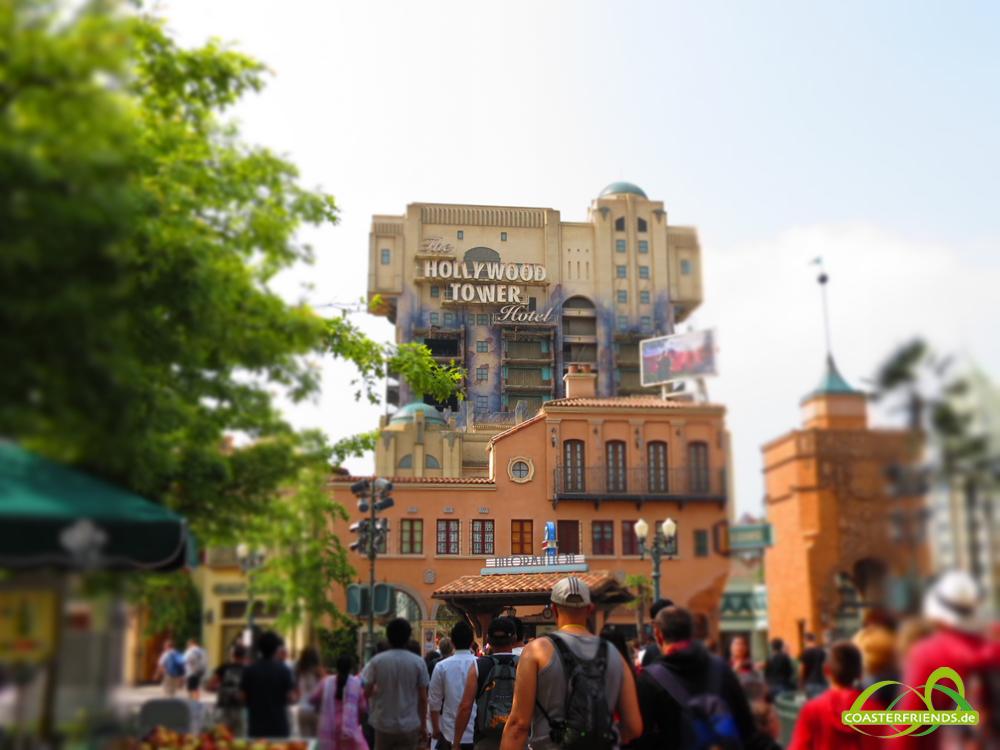 Disneyland Paris - Walt Disney Studios Park Impressionen