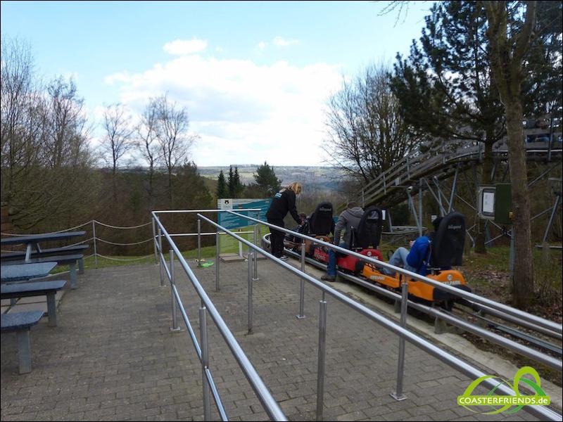 Eifelpark Impressionen