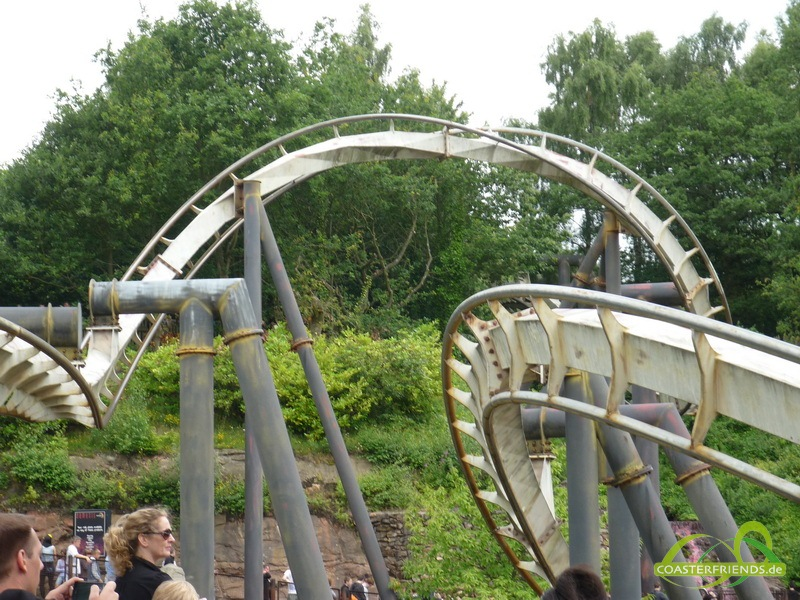 Alton Towers Impressionen