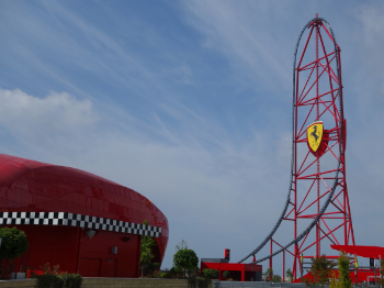 Ferrari Land Impressionen