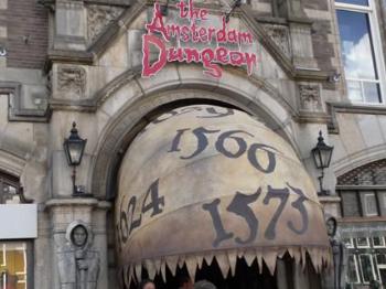 Amsterdam Dungeon Impressionen