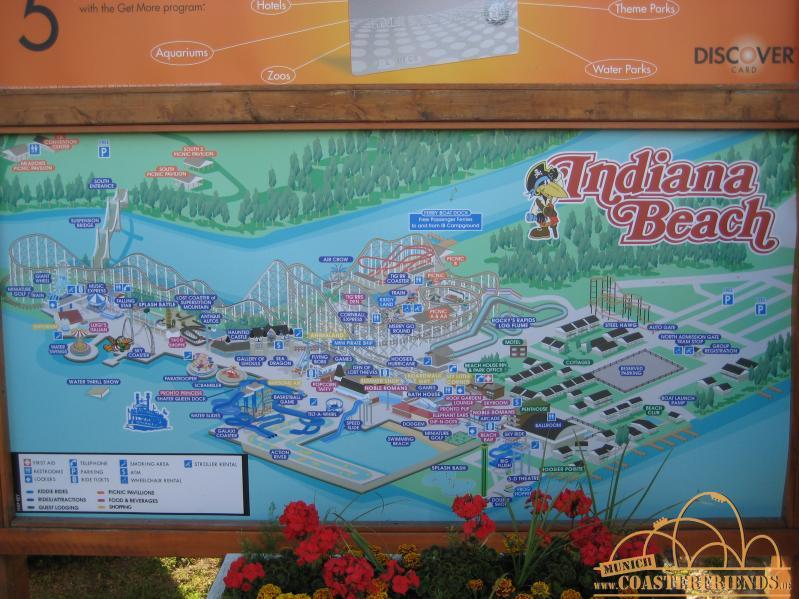 Indiana Beach Impressionen