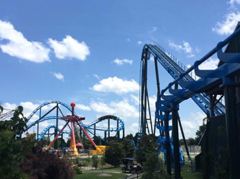 Kentucky Kingdom Impressionen
